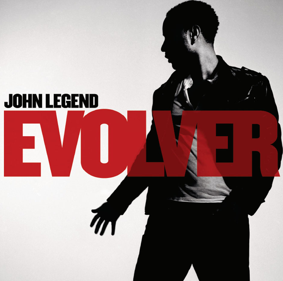 John Legend Evolver | michelleholme.com