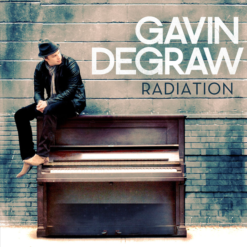 Gavin DeGraw Radiation single