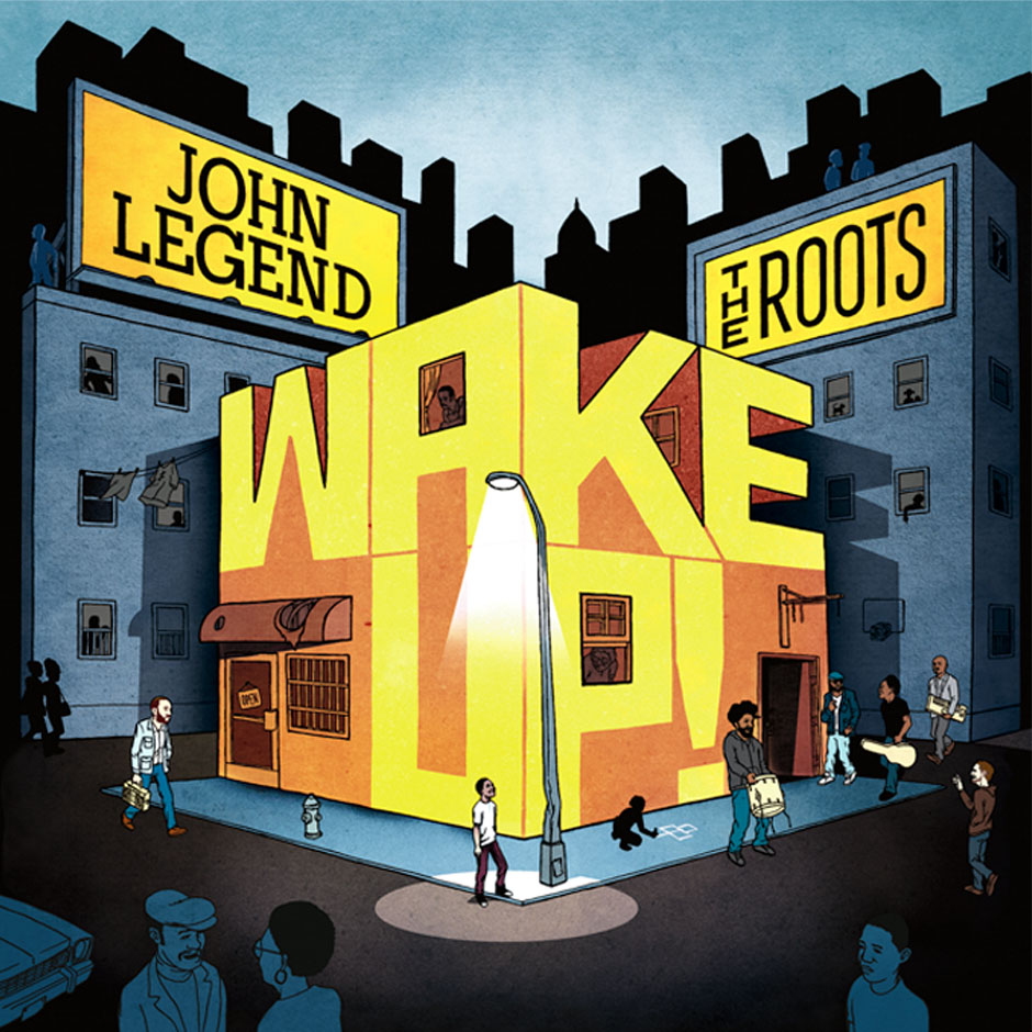 John Legend Wake-Up | Kewl Kid Studio