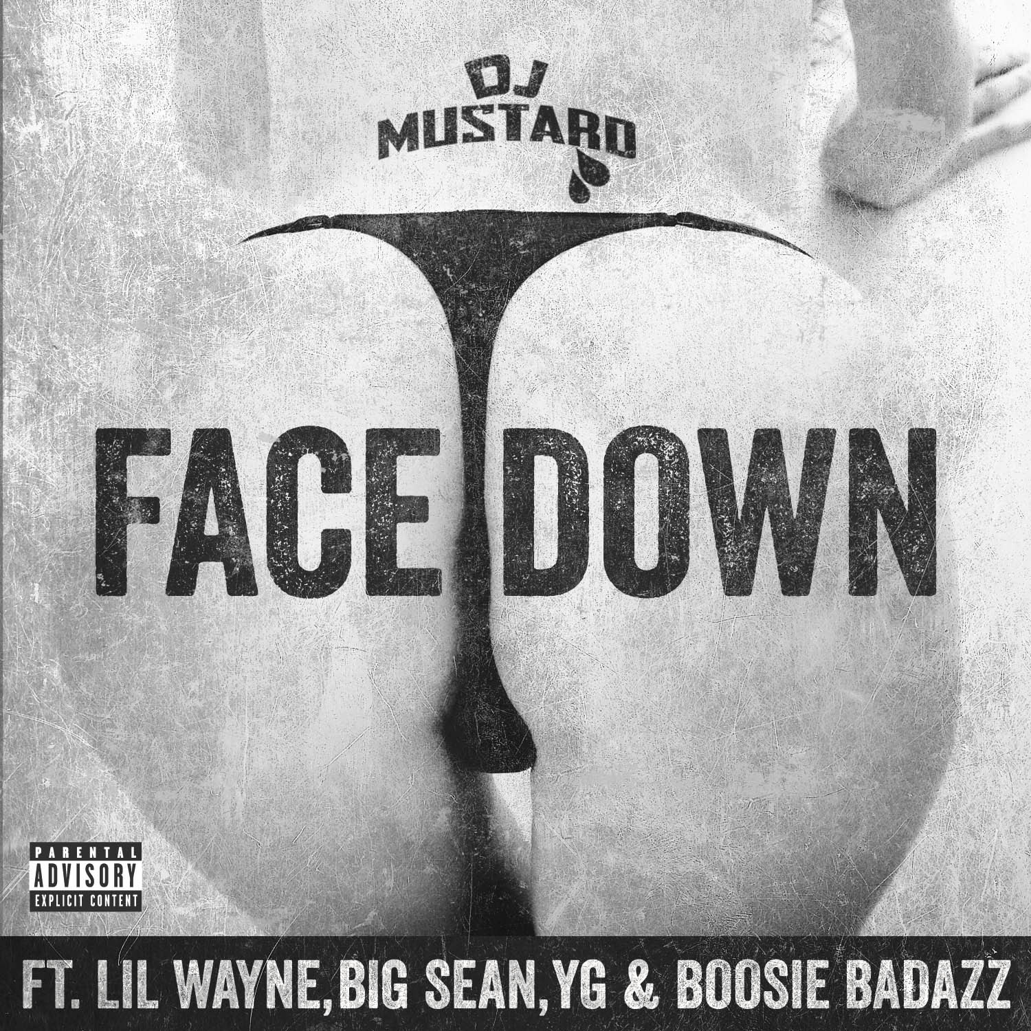 Face Down cover