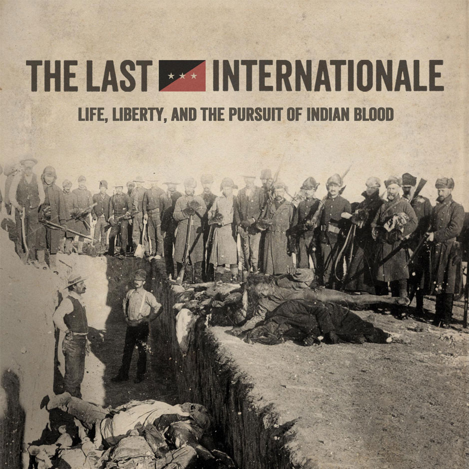 Life, Liberty, and the Pursuit of Indian Blood cover