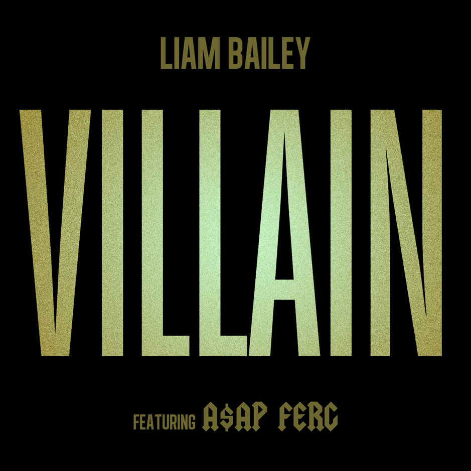 Villain single cover