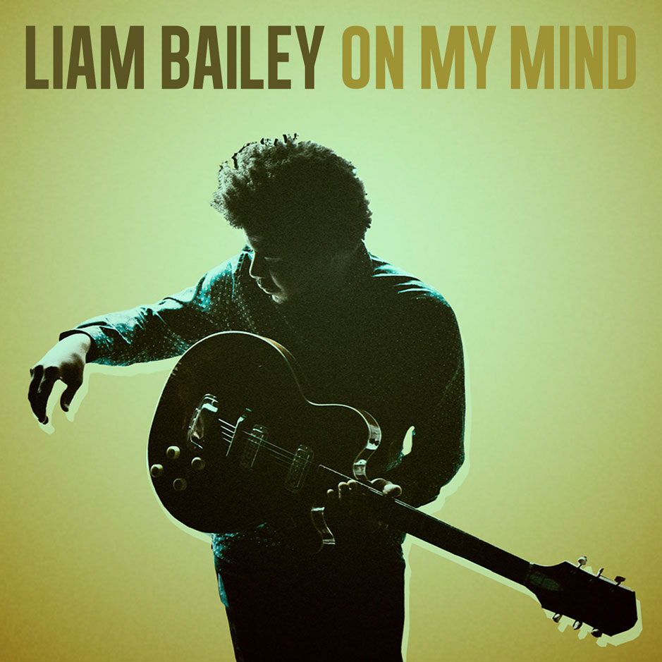 On My Mind single cover