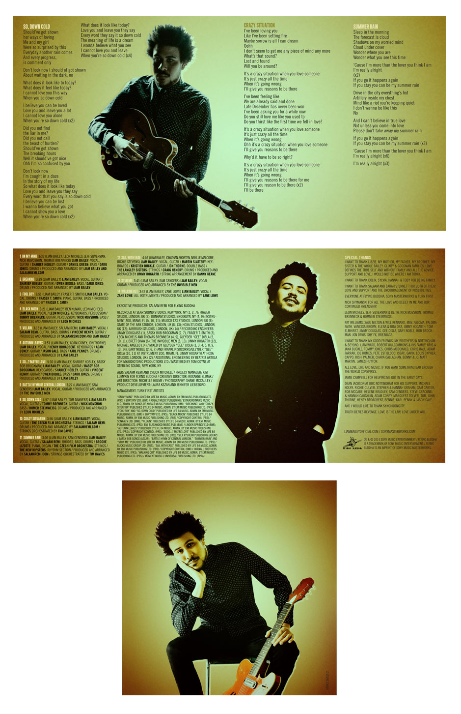 Booklet art