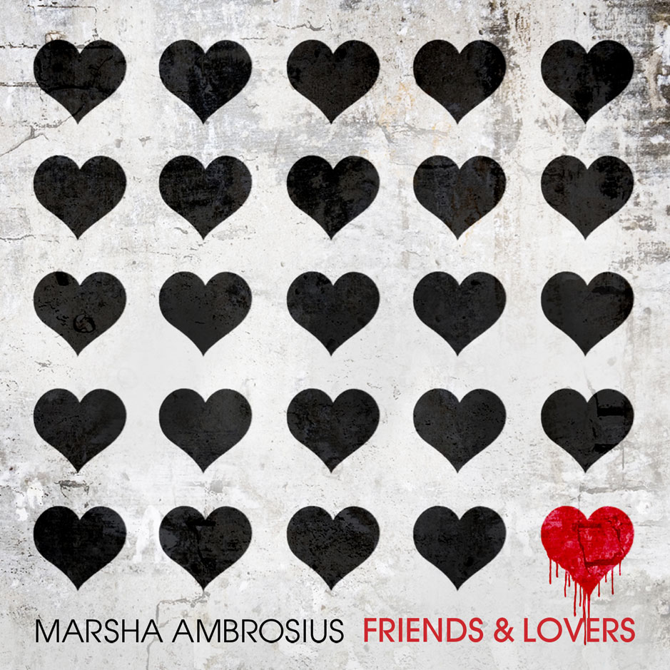 Friends & Lovers single cover