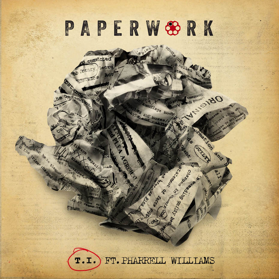 Paperwork single cover